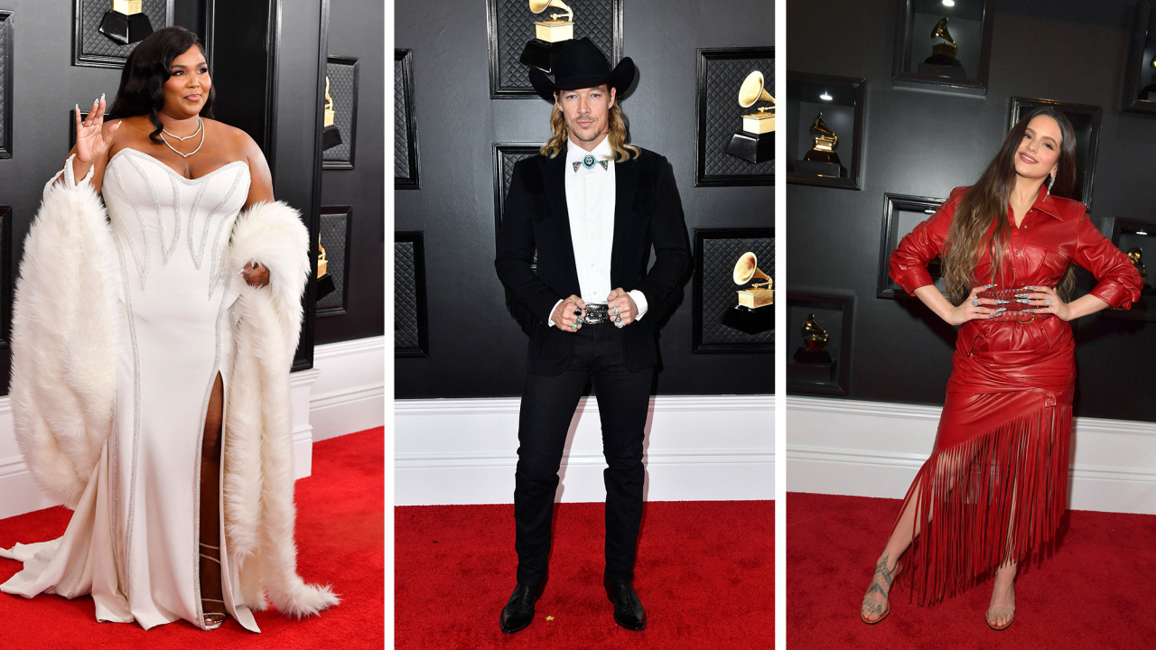 9+ Grammys 2020 Red Carpet