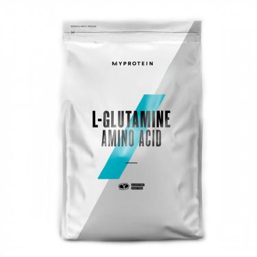 myprotein l-glutamine amino acid