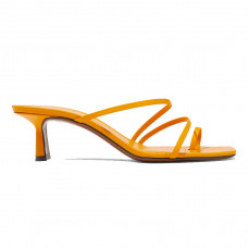 neous eranda leather sandals