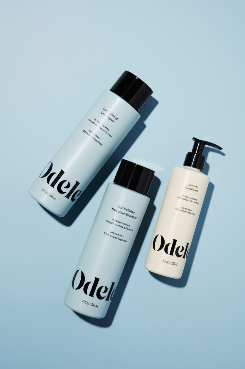 odele haircare