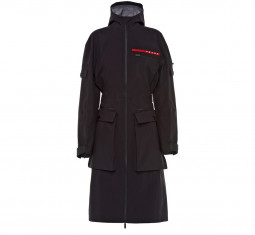 Hooded Technical Jacket by Prada