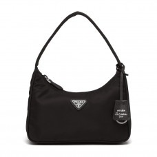 prada re edition 2000 nylon mini bag