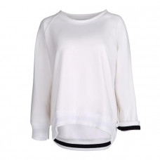 sita nyc wide ribbed sweater