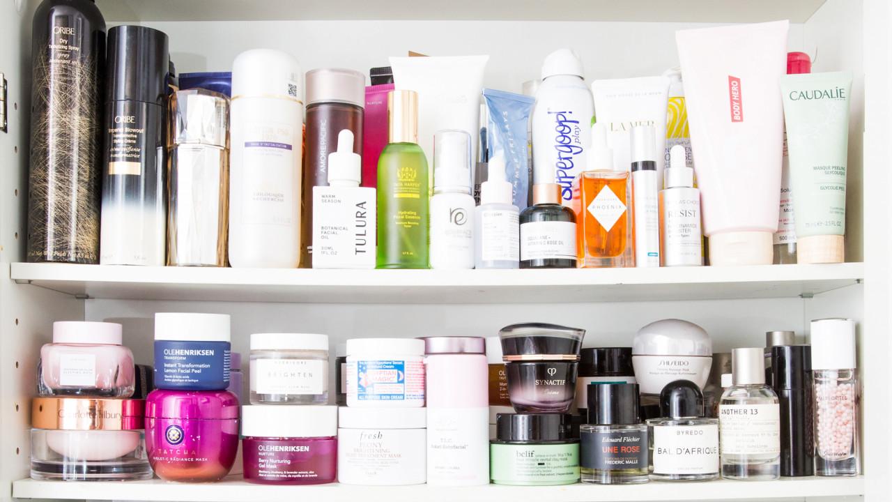 spring skin repair tips