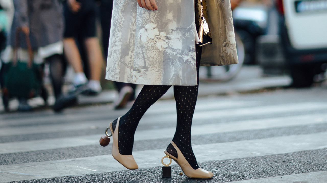 Square Steps: The New Shape of Shoes to Wear Now