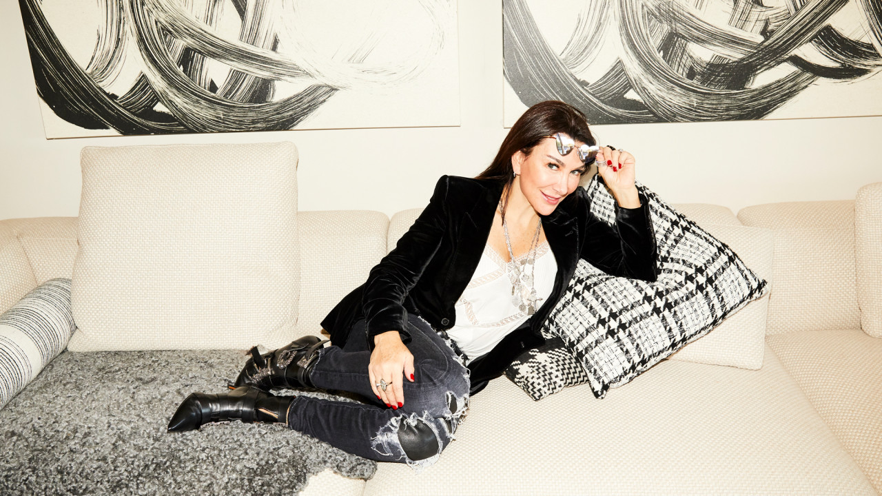 Inside the Closet of a Saint Laurent–Obsessed Jewelry Designer