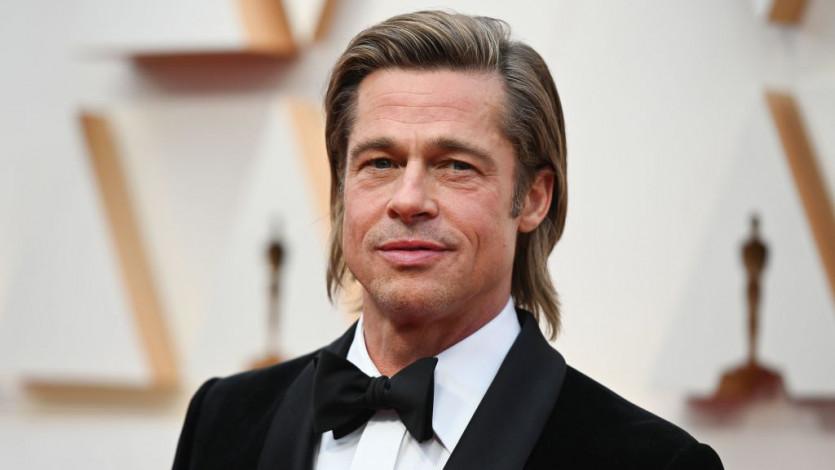 The Unlikely Winner of the Oscars Red Carpet: Brad Pitt's Hair