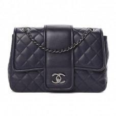chanel lambskin quilted elementary chic flap