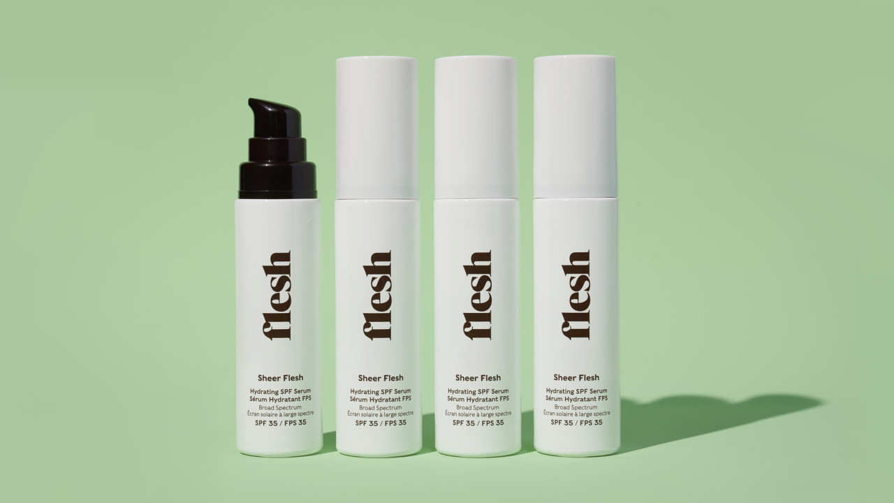 Flesh Just Launched Our New Favorite Hydrating Product for Spring