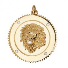 foundrae large strength medallion