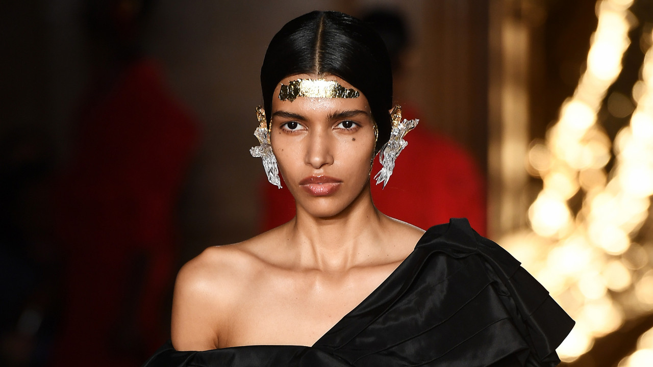 The Best Beauty Trends from London Fashion Week