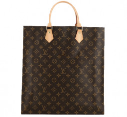 Sac Plat Handbag by Louis Vuitton