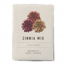 magnolia seed and supply zinnia mix seeds