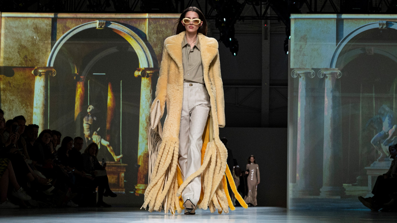 At Milan Fashion Week, Designers Focused on the City's Legacy
