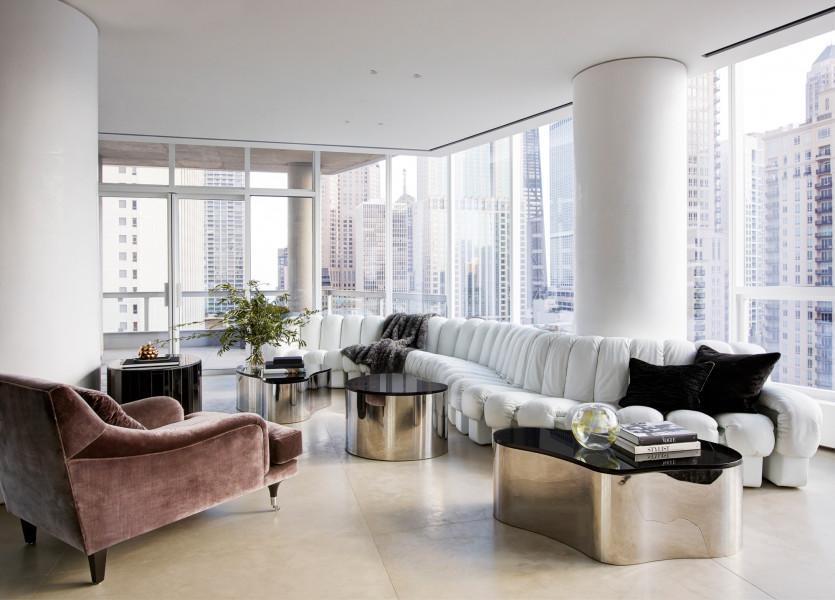 modern interior design pieces