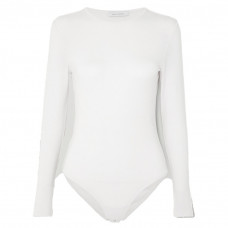 ninety percent net sustain stretch tencel bodysuit