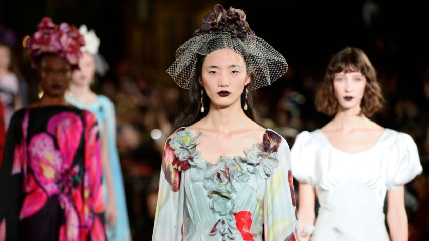 The Biggest Beauty Trends from New York Fashion Week