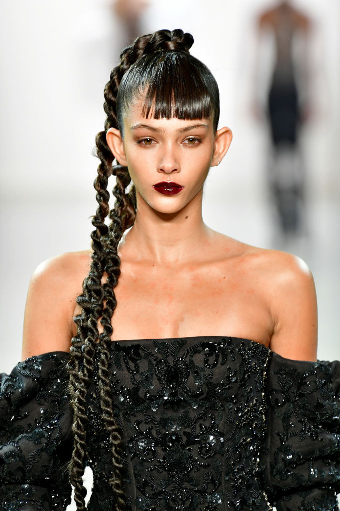 nyfw beauty trends