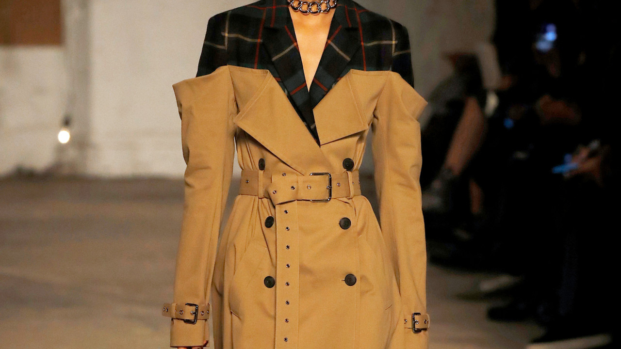 12 Trench Coats NYFW Has Inspired Us to Buy