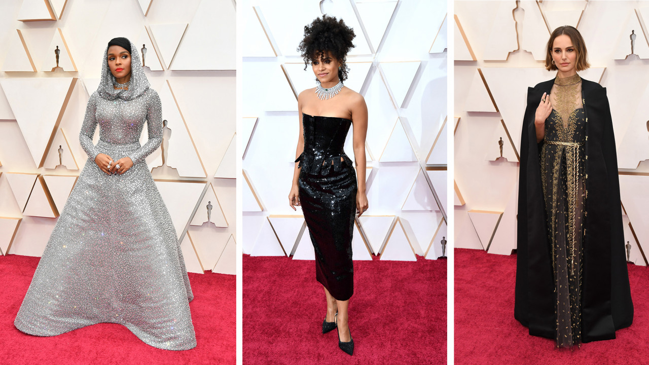 10 Major Red-Carpet Moments from the Oscars