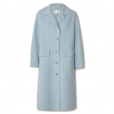 proenza schouler white label wool blend coat