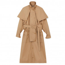 stella mccartney stacy trench coat