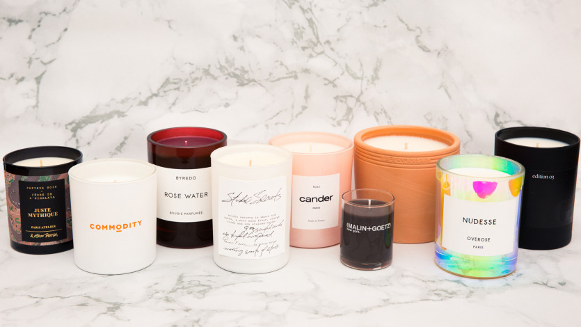 16 Candles to Calm and Decorate Your Space