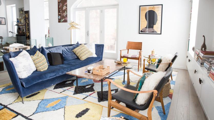 Inside Stacy London's Tchotchke-Filled Brooklyn Apartment