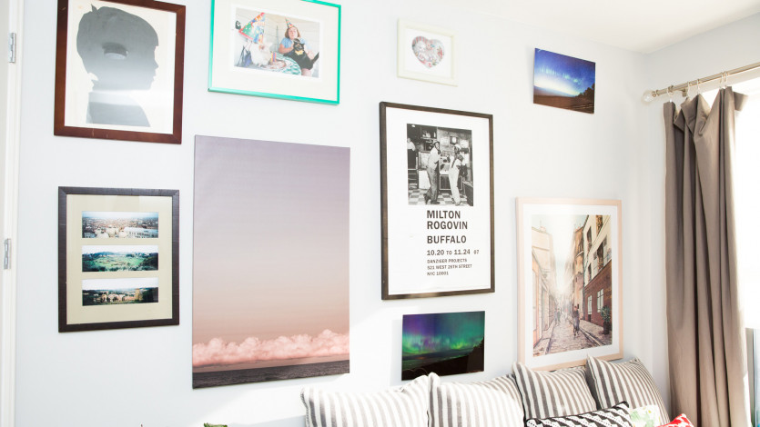 How to Fill Up Blank Wall Space in Your Home