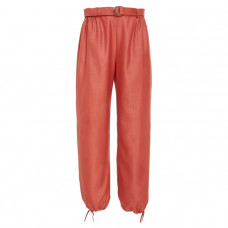 bouguessa loose tie up pants