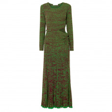 christopher esber convertible ribbed knit maxi dress
