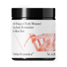 claudiana beautanica 001 whipped body mousse