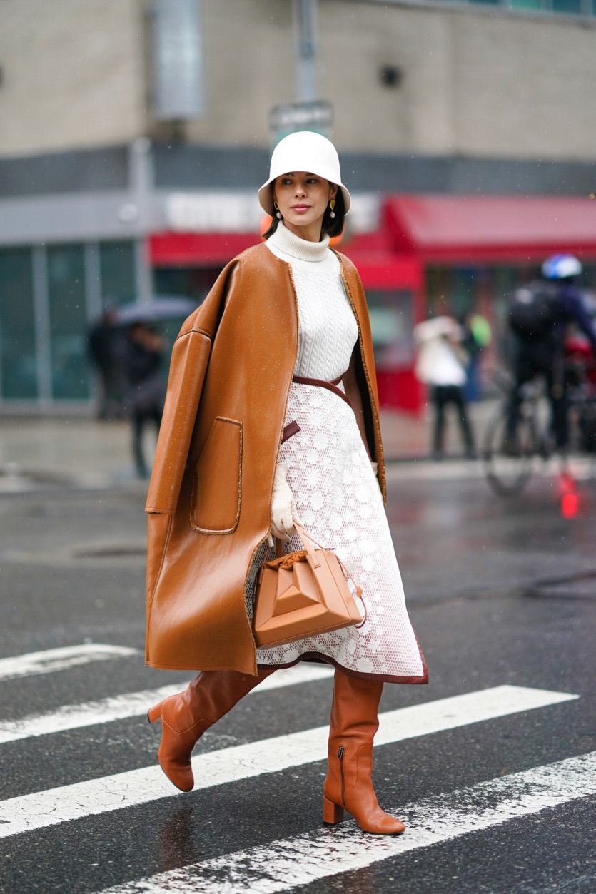 fashion month street style trends