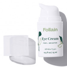 follain eye cream firm and brighten
