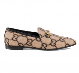 Jordaan GG Wool Loafer by Gucci