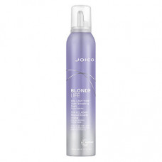 joico blonde life brilliant tone violet smoothing foam