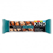 kind dark chocolate nuts and sea salt bar