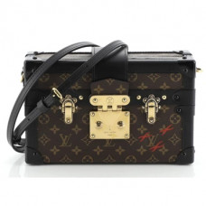louis vuitton petite malle handbag