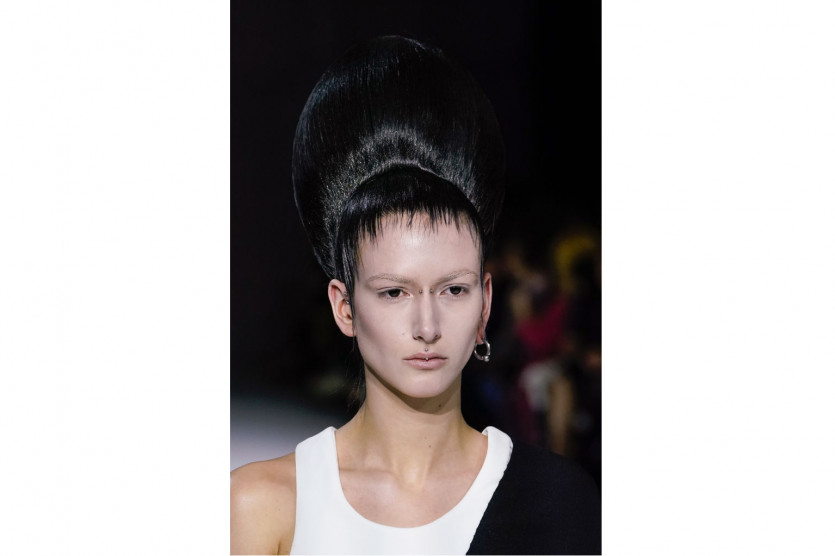 paris fashion week fall 2020 beauty