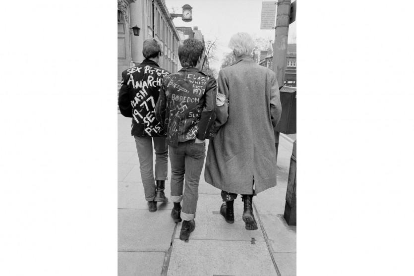 punk fashion movement
