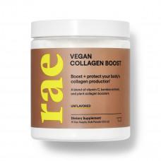 rae wellness vegan collagen boost powder unflavored