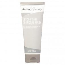 studio 35 beauty studio 35 detoxifying black charcoal mask