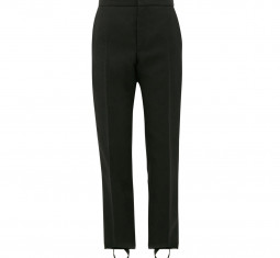 Release 05 Stirrup Wool Trousers by Wardrobe.NYC