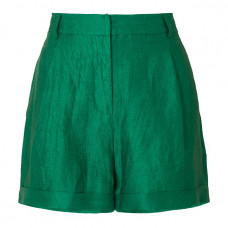 zeus and dione cyrus crinkled linen shorts