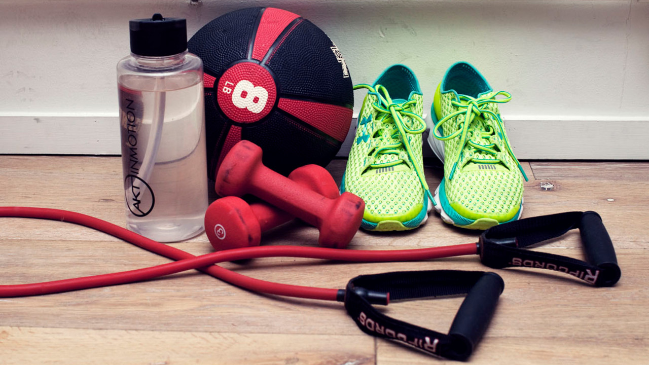 Workout Gear for Your Next At-Home Gym Session