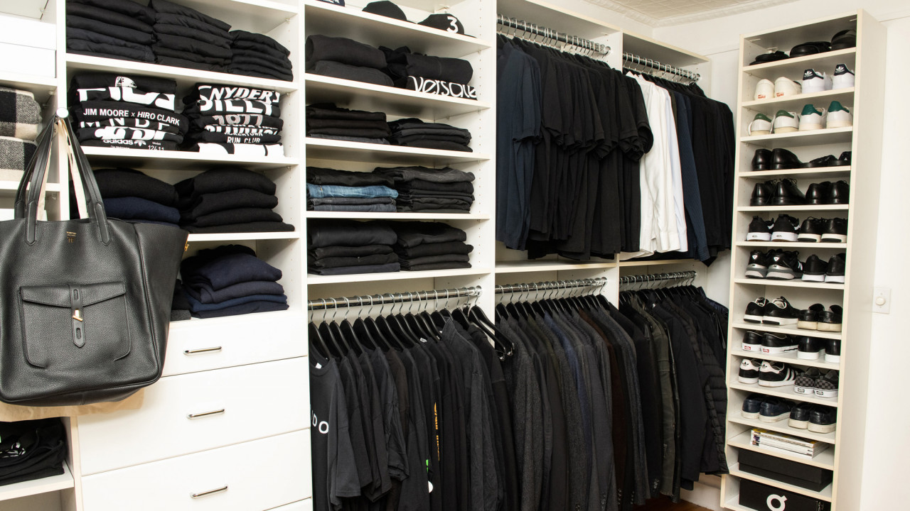 Closet Tour with GQ's Jim Moore