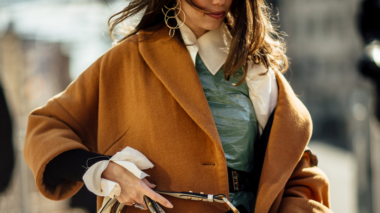 Our Necklines Are Loving This Zoom-Friendly Trend
