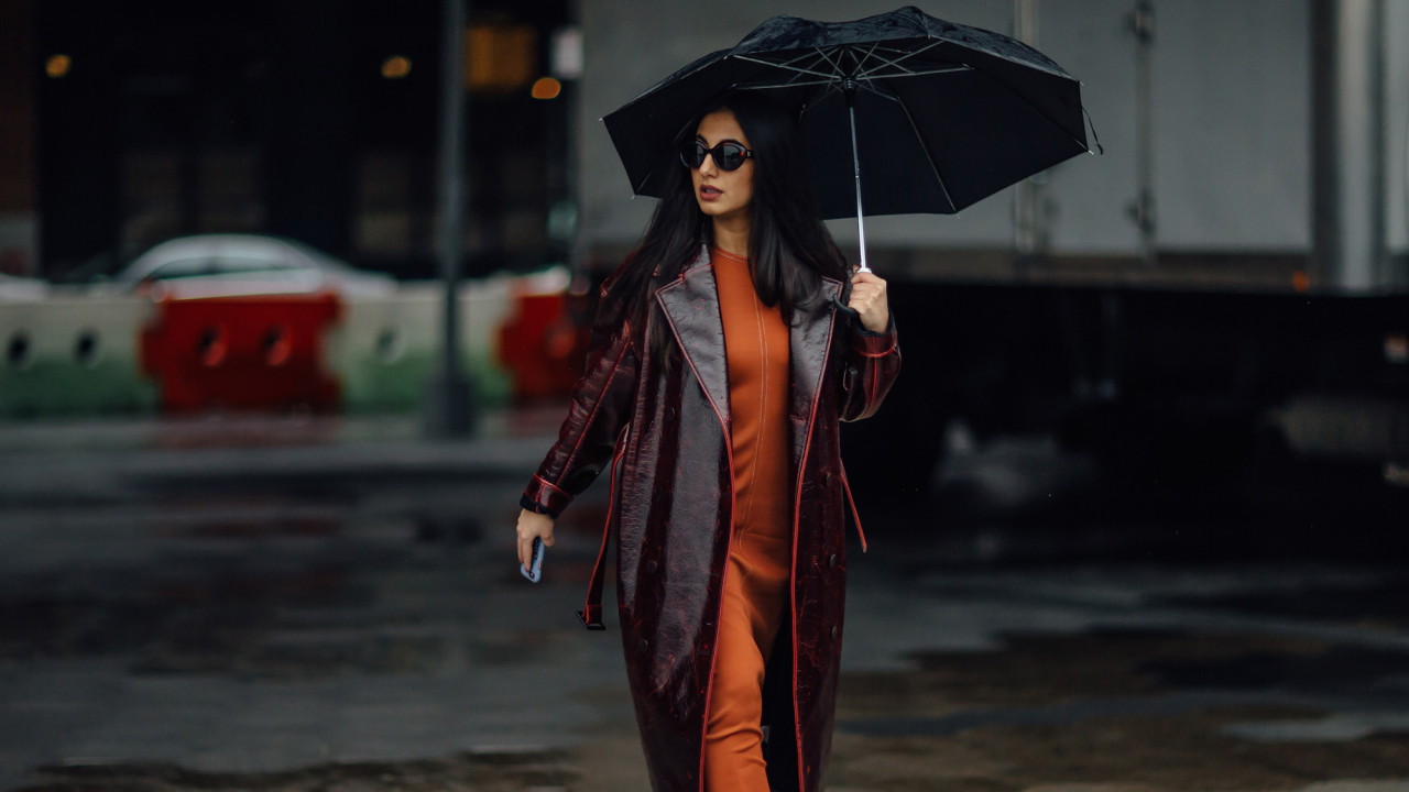 Luxury Rain Gear for Those Inevitable April Showers