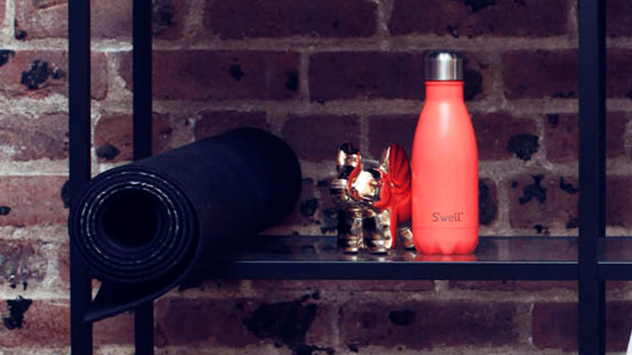 Chic Reusable Water Bottles to Help Quench Your Thirst