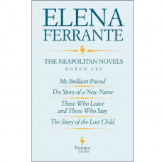 elena ferrante the neapolitan novels boxed set